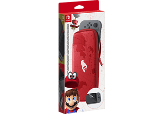 NINTENDO Switch Carrying Case Super Mario Odyssey Edition
