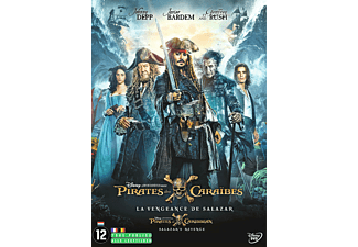 Pirates Of The Caribbean 5 - Salazar's Revenge | DVD