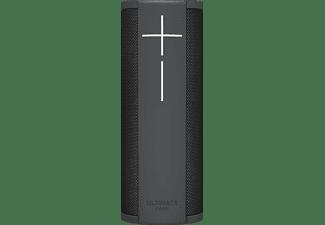 ULTIMATE EARS Megablast Smart Speaker mit Sprachsteuerung, Schwarz, Wasserfest
