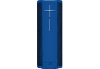 ULTIMATE EARS Megablast, Smart Speaker mit Sprachsteuerung, Wasserfest, Blau