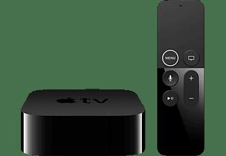 APPLE TV 4K MP7P2FD/A Multimediaplayer, Schwarz