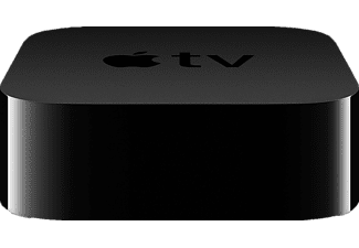 APPLE TV (4TH GEN.) MR912FD/A Multimediaplayer, Schwarz
