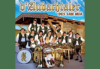 D Aubachtaler - Des san mia  - (CD)