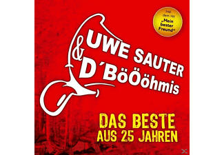 Uwe Sauter & D Böööhmis - Das Beste aus 25 Jahren  - (CD)
