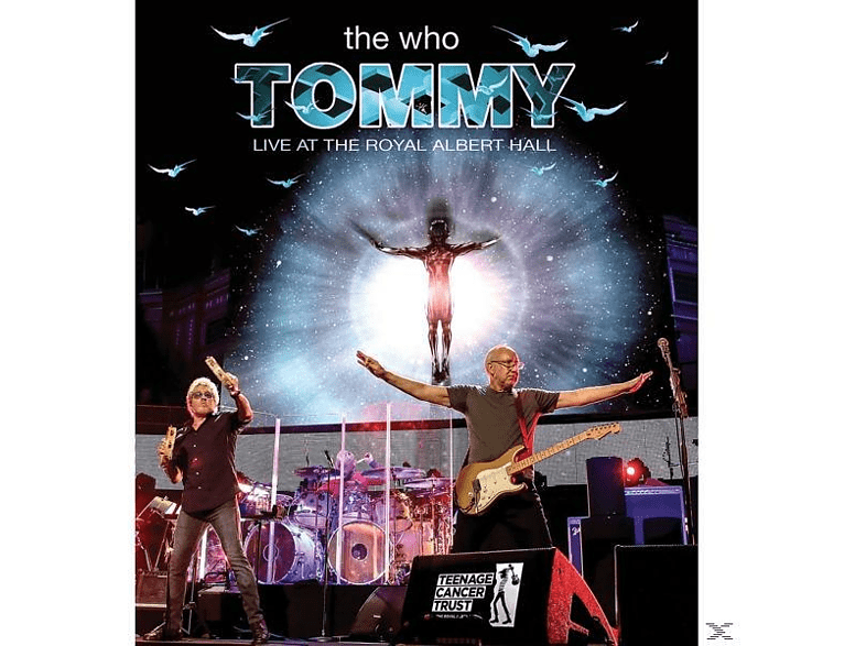The Who - Tommy: Live At The Royal Albert Hall (DVD) [DVD]