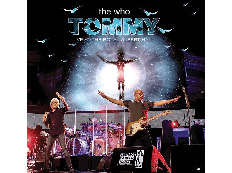 The Who - Tommy: Live At The Royal Albert Hall (3LP Ltd.Ed.) [Vinyl]