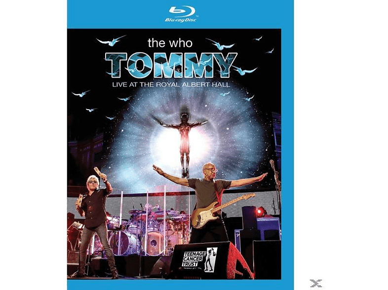 The Who - Tommy: Live At The Royal Albert Hall (Blu-Ray) [Blu-ray]
