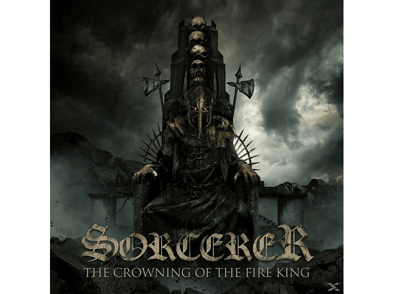 Sorcerer - The Crowning of the Fire King [Vinyl]