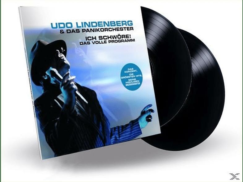 Udo Lindenberg - Ich schwöre! Das volle Programm (Vinyl Edition) [Vinyl]