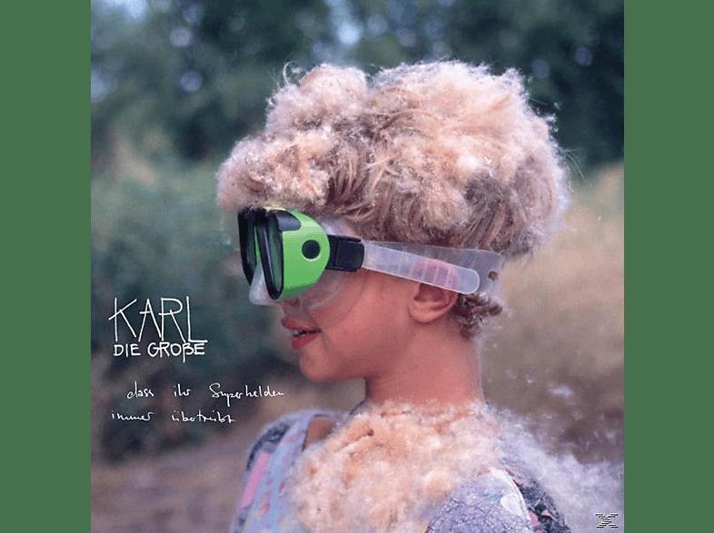 Karl Die Große - Dass Ihr Superhelden Immer Übertreibt [CD]