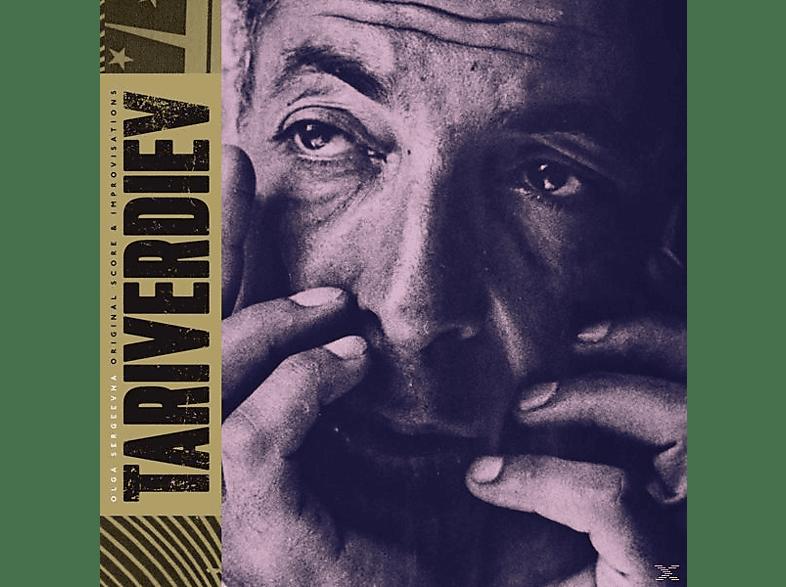 Mikael Tariverdiev - Olga Sergeevn (Original Score) [CD]