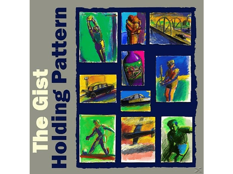 The Gist - Holding Pattern [CD]