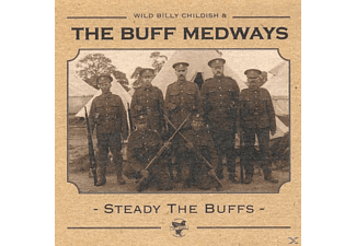 The Buff Medways - Steady The Buffs - (Vinyl)