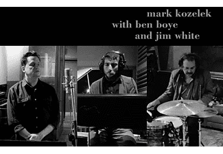 Mark Kozelek, Ben Boye, Jim White - Mark Kozelek With Ben Boye And Jim White - (CD)