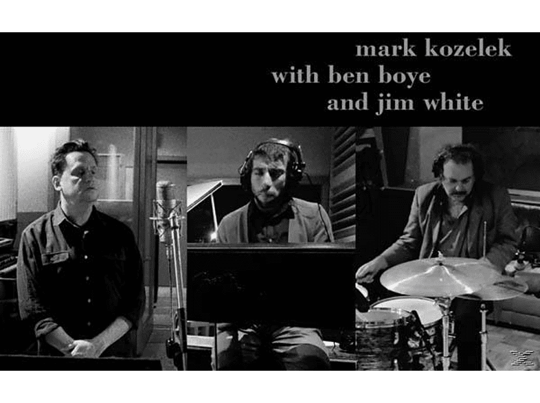Mark Kozelek, Ben Boye, Jim White - Mark Kozelek With Ben Boye And Jim White [CD]