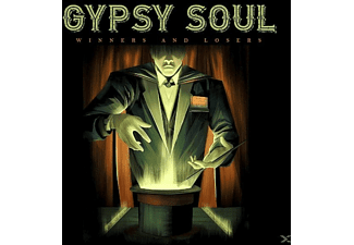 Gypsy Soul - Winners And Losers - (CD)