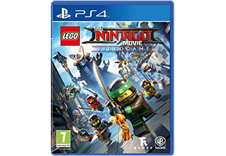 WARNER BROS Lego Ninjago: Movie Game PS4