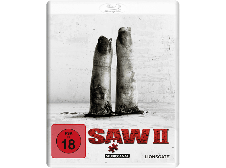 SAW II / White Edition [Blu-ray]