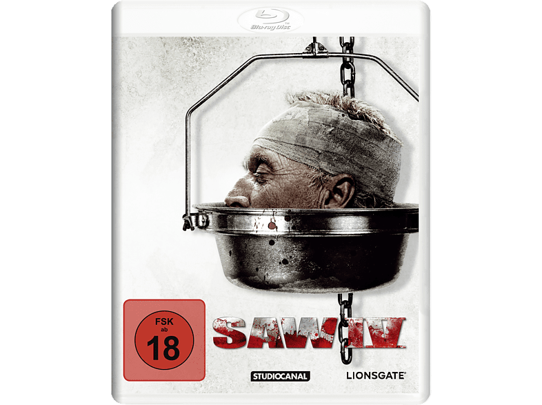 SAW IV / White Edition [Blu-ray]