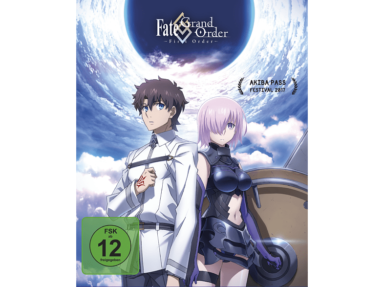 Fate/Grand Order: First Order [Blu-ray]