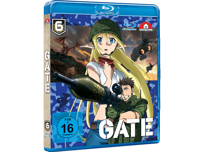 Gate - Vol. 6 [Blu-ray]