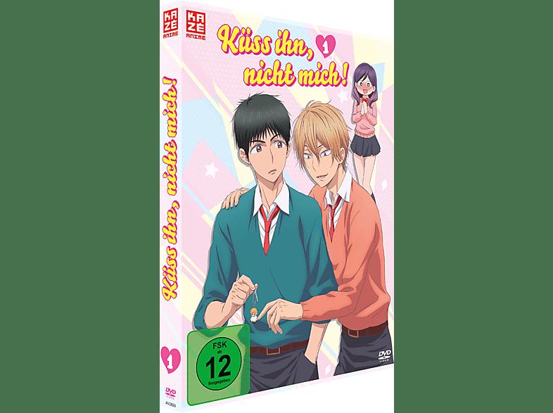 Küss ihn, nicht mich! - Vol. 1 (Episoden 1-4) [DVD]