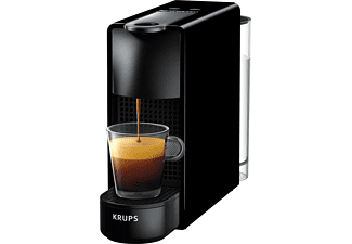 KRUPS Nespresso Kaffeemaschine Essenza Mini Piano Black XN 1108