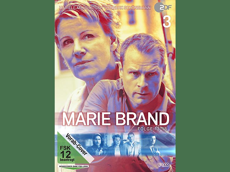 Marie Brand 3 – Folge 13-18 [DVD]