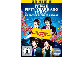 It Was Fifty Years Ago Today! The Beatles: Sgt Pepper & Beyond - (DVD)