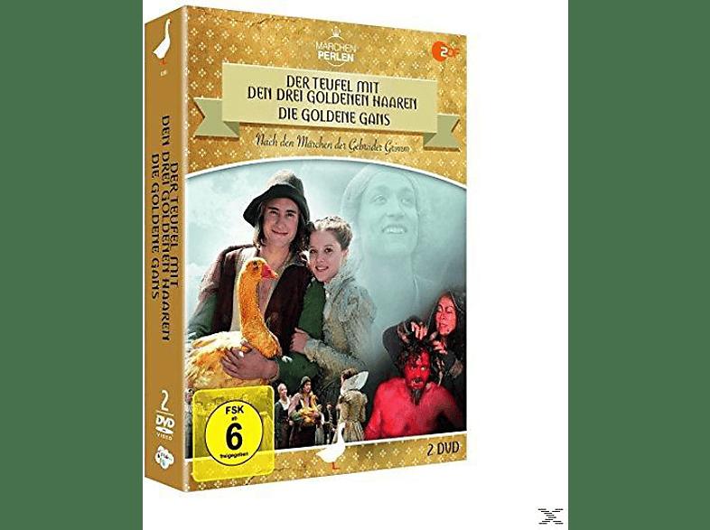 Der Teufel mit den drei goldenen Haaren, Die goldene Gans [DVD]