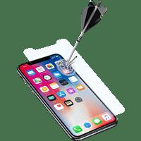 CELLULAR LINE SECOND GLASS ULTRA Schutzglas (Apple iPhone X/XS)