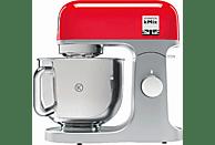 KENWOOD KMX750RD KMIX Küchenmaschine Rot (Rührschüsselkapazität: 5 Liter, 1000 Watt)