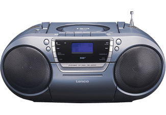LENCO Radio CD portable DAB+ (SCD-680)
