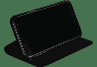 BLACK ROCK Booklet Material Pure, Bookcover, Samsung, Galaxy J5 (2017), Schwarz