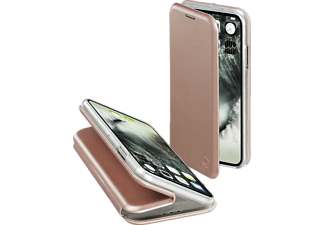 HAMA Curve, Bookcover, Apple, iPhone X, Rosegold