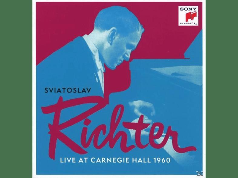Sviatoslav Richter - Sviatoslav Richter Live at Carnegie Hall [CD]