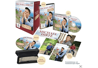 Michael Hirte Ave Maria-Lieder für die Seele (Fanbox) CD + DVD Video