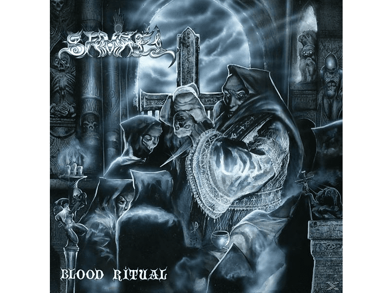 Samael - Blood Ritual (Re-issue 2017) [LP + Bonus-CD]