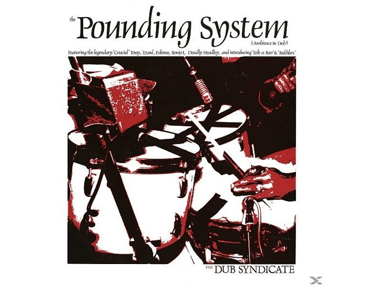Dub Syndicate - POUNDING SYSTEM [LP + Download]