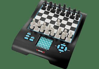 MILLENNIUM 2000 Europe Chess Master II Schach - und Spielecomputer, Mehrfarbig