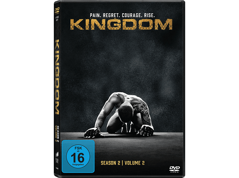 Kingdom - Season 2 Vol. 2 [DVD]