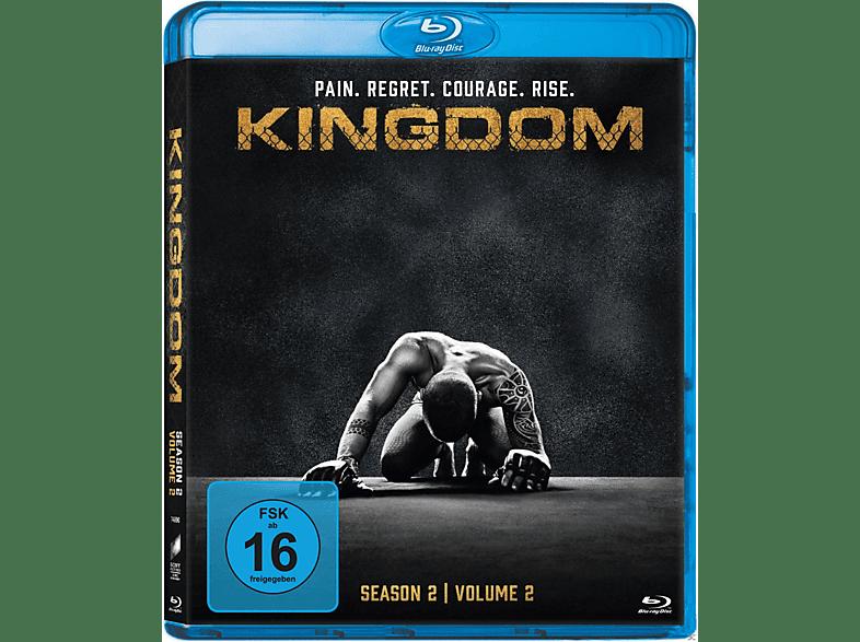Kingdom - Season 2 Vol. 2 [Blu-ray]