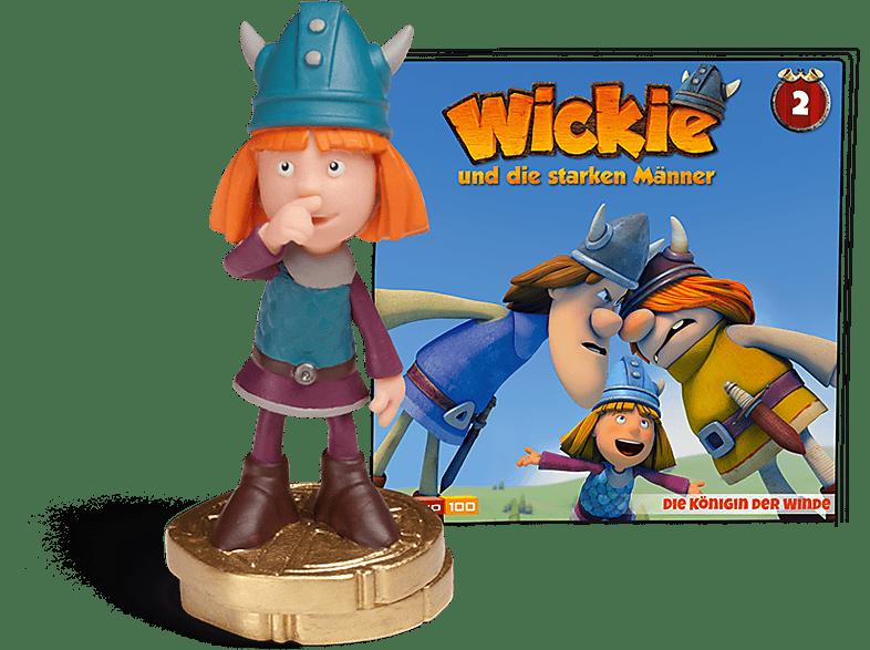 BOXINE Tonie-Hörfigur: Wickie - Königin der Winde Hörfigur, Mehrfarbig