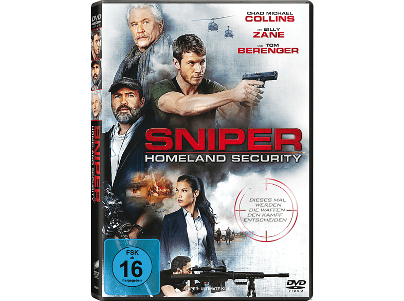 Sniper: Homeland Security [DVD]