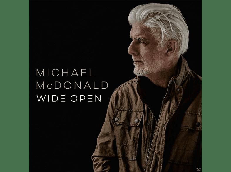 Michael McDonald - Wide Open [CD]