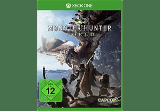 MONSTER HUNTER WORLD - [Xbox One]