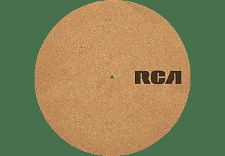 OEHLBACH D1C84035 RCA Plattentellerauflage, Beige