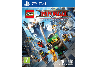 Lego Ninjago Movie Game | PlayStation 4