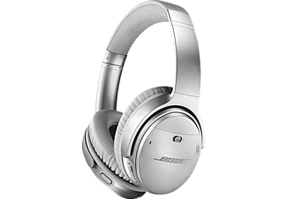BOSE Bluetooth Kopfhörer QuietComfort® 35II wireless mit Acoustic Noise Cancelling®, silber
