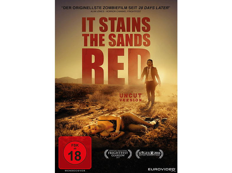 It Stains the Sands Red [DVD]
